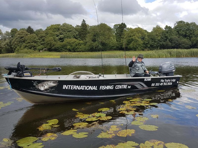 International Fishing Centre de Belturbet