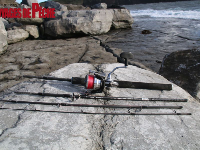 Canne Travel Team Daiwa - DPSG 734 MH