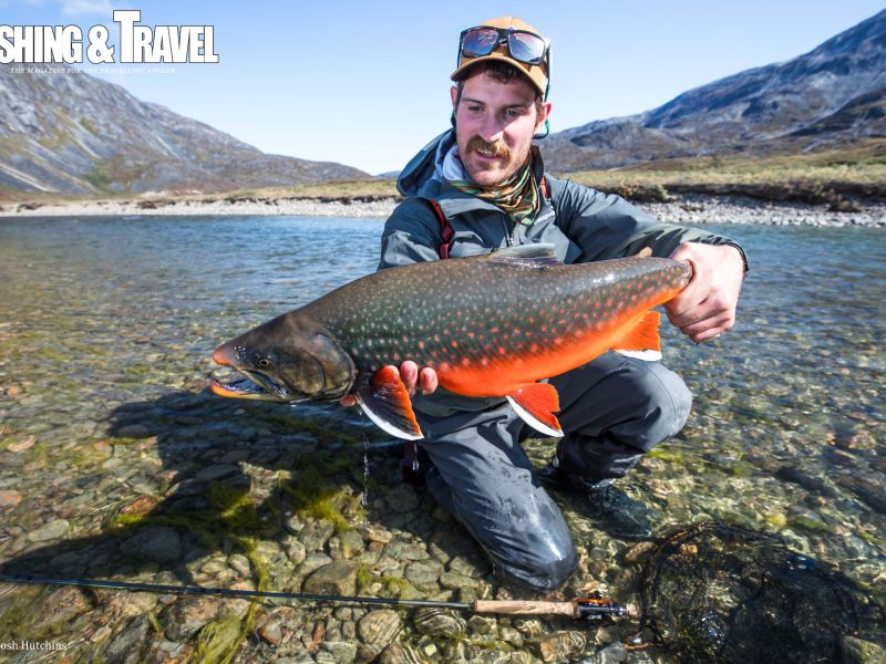 GREENLAND - Kangia River Lodge - Solid Adventures