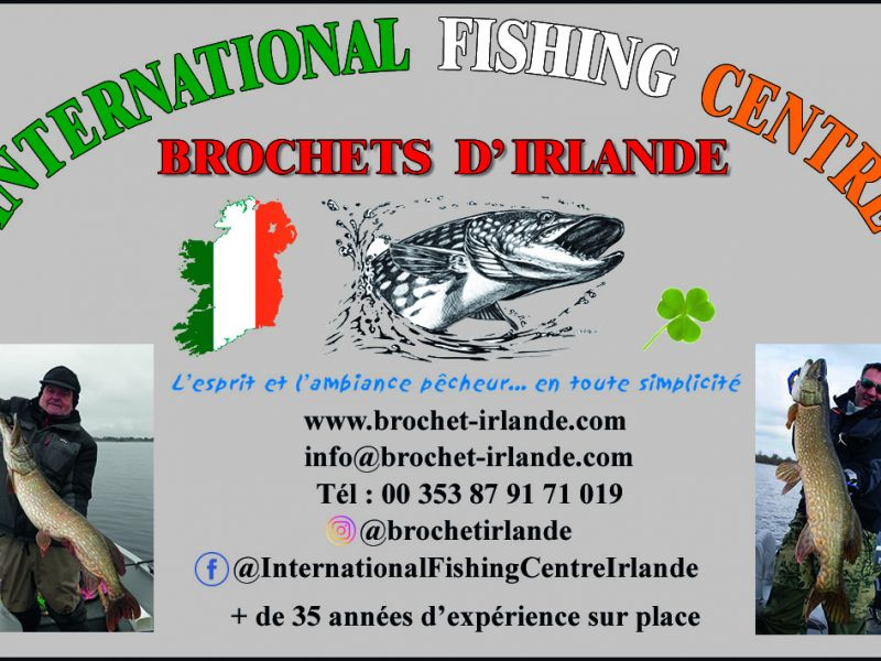 International Fishing Center Irlande