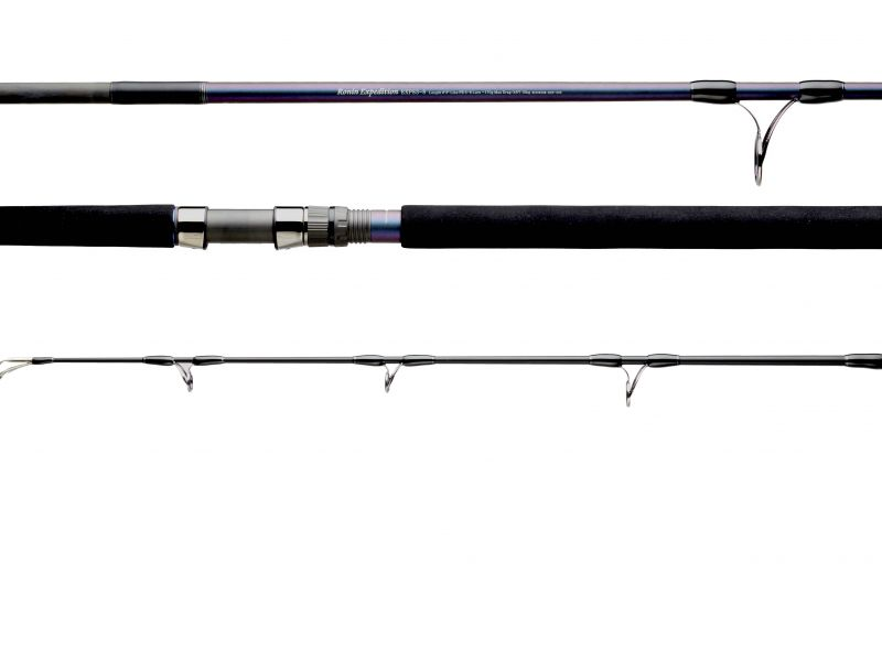 Cannes Temple Reef Ronin Expedition - 3-piece GT rods